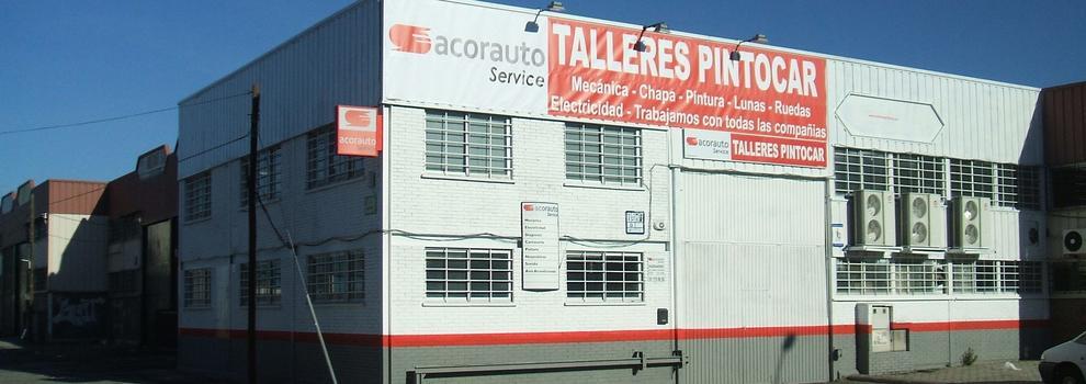 Talleres de automóviles en Pinto | Pintocar
