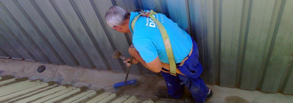 Empresas de impermeabilización en Murcia | Montajes Diodero