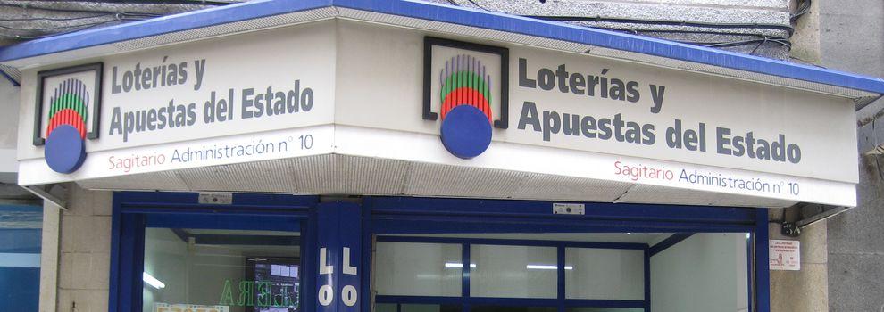 Administración de lotería en Vigo | Sagitario