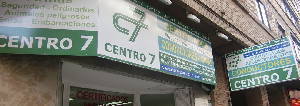 Certificado médico para el carnet de conducir en Valencia