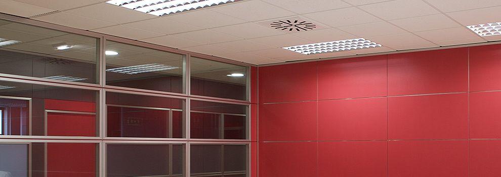 Mamparas de oficina en gij n arco for Muebles de oficina gijon
