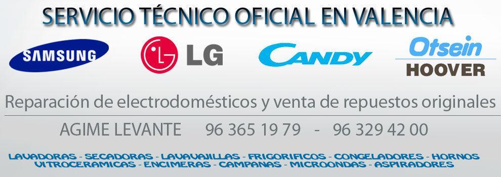 Servicio t cnico otsein en valencia agime levante - Reparacion de lavadoras en valencia ...