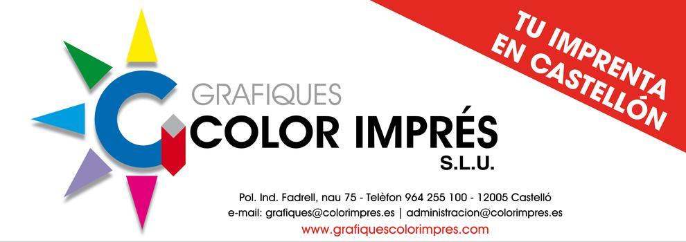 Imprenta offset en Castellón | Gràfiques Color Imprés