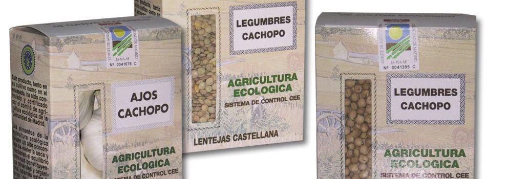 Agricultura ecológica en Madrid centro