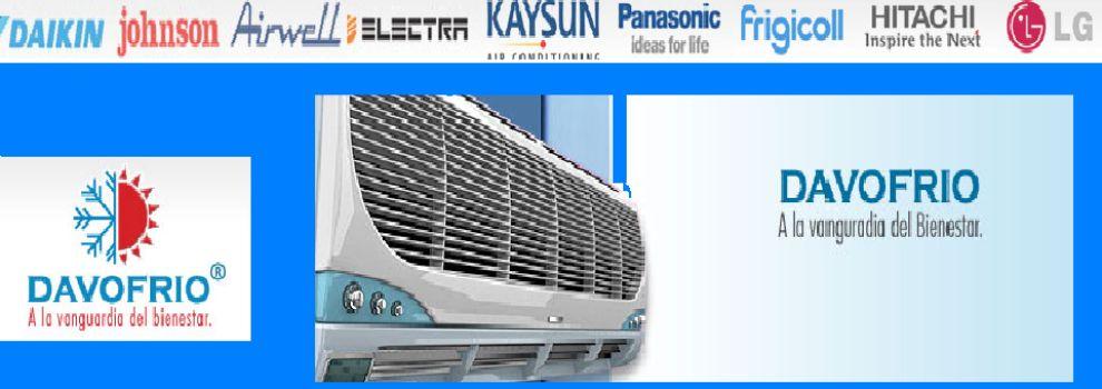 Servicio técnico Panasonic en Alicante - Davofrío