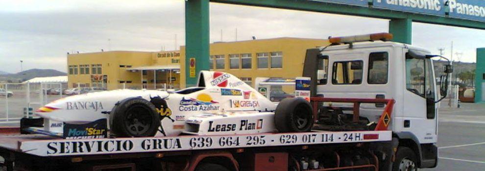 Grúas para coches en Valencia - Grúas Jose María