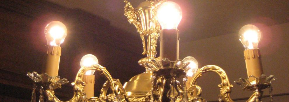 restauraci n de l mparas en madrid restauraci n de On lamparas diseño madrid
