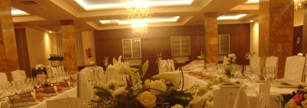 Salones de boda en León | Restaurante Luna