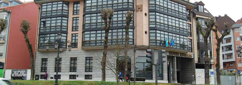 Hotel económico en Oviedo   Astures