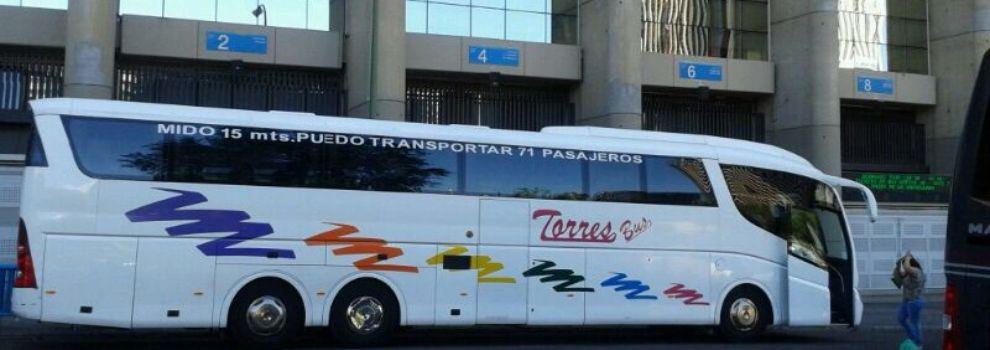 Empresas de autocares para Getafe | Alquiler Autocares Torres Bus