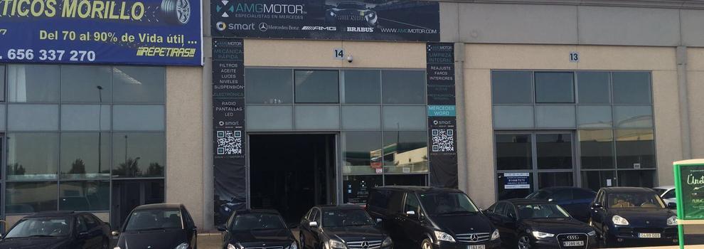 Taller de coches Illescas | AMG MOTOR