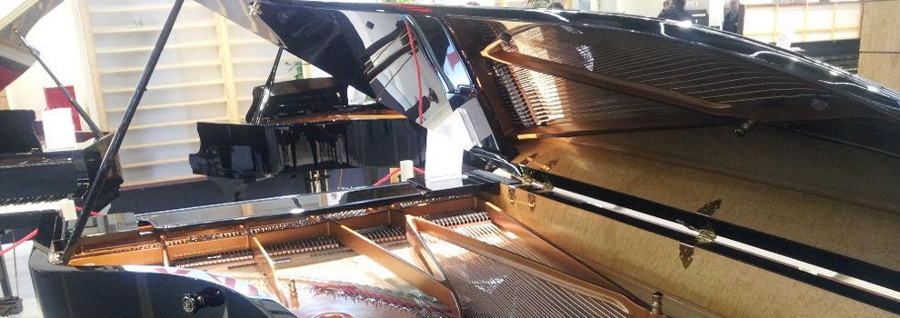 Alquiler de pianos de concierto en Banyoles | Pianos Frigoler