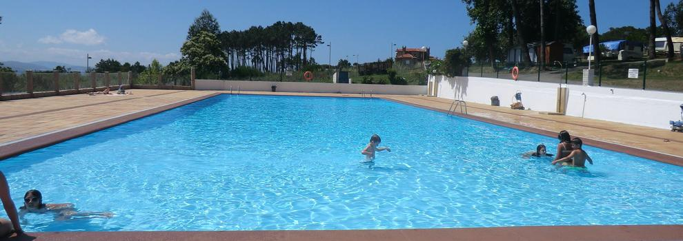 Campings de playa en Pontevedra