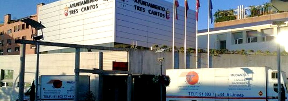 Mudanzas y guardamuebles en Hortaleza, Madrid | Mudanzas Tres Cantos