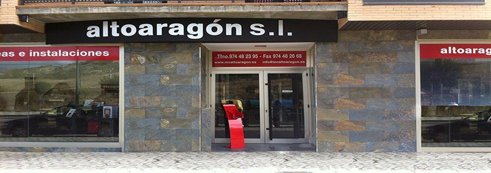 Materiales de construcción en Huesca | Altoaragón