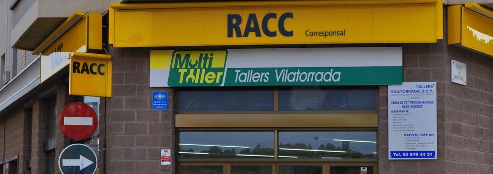 Talleres de automóviles en Sant Joan de Vilatorrada   Tallers  Vilatorrada