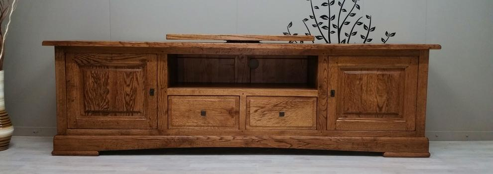 muebles de roble macizo y rustico en alfaro (la rioja)