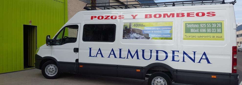 Perforaciones de pozos en Madrid centro   Pozos y Bombeos La Almudena