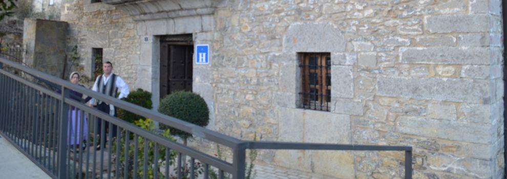 Hoteles en Urkabustaiz | Casa Doña Lola