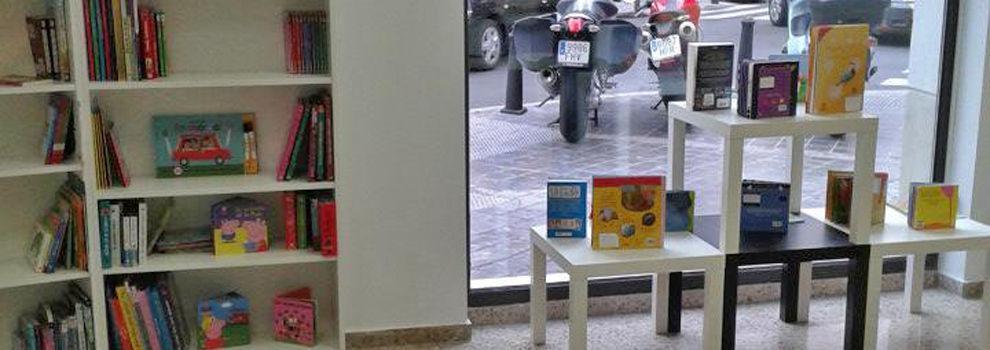 Librería de idiomas en Valencia