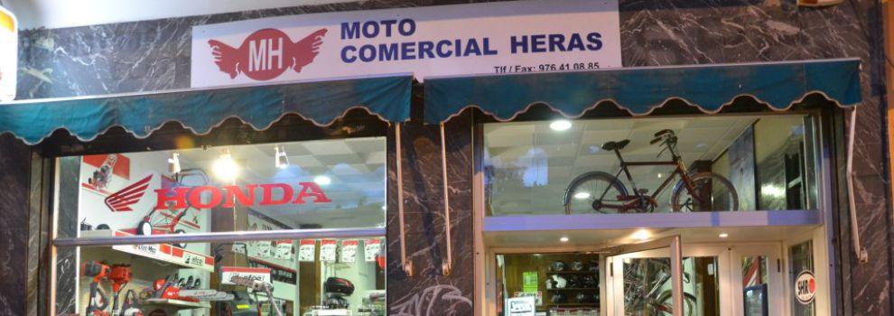Motos en Zaragoza | Moto Comercial Heras