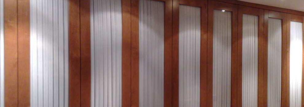 Puertas armarios empotrados simple armario empotrado a - Puertas de armarios empotrados ...