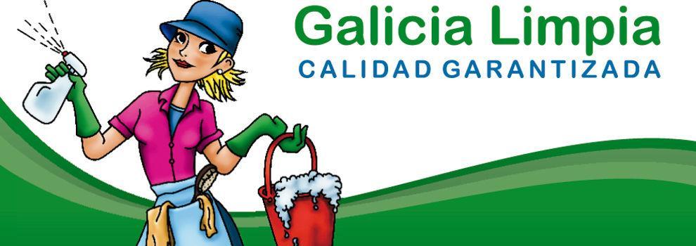 logotipo de GALICIA LIMPIA SL.