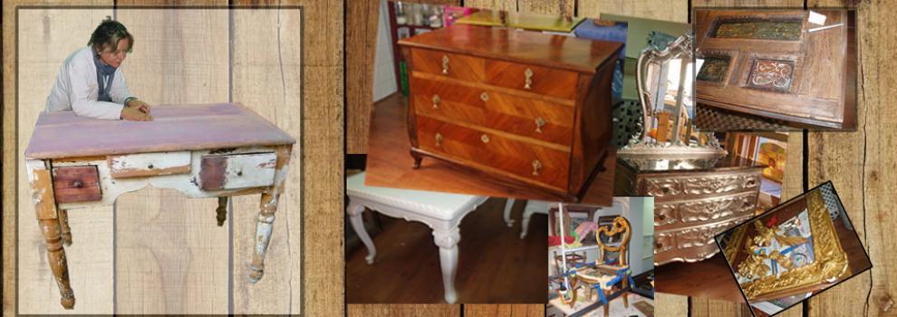 Restauracion de muebles antiguos de madera cursos de - Restauracion de muebles viejos ...
