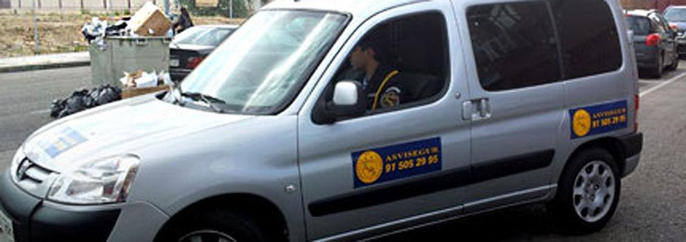 Empresas de seguridad y vigilancia en Madrid centro