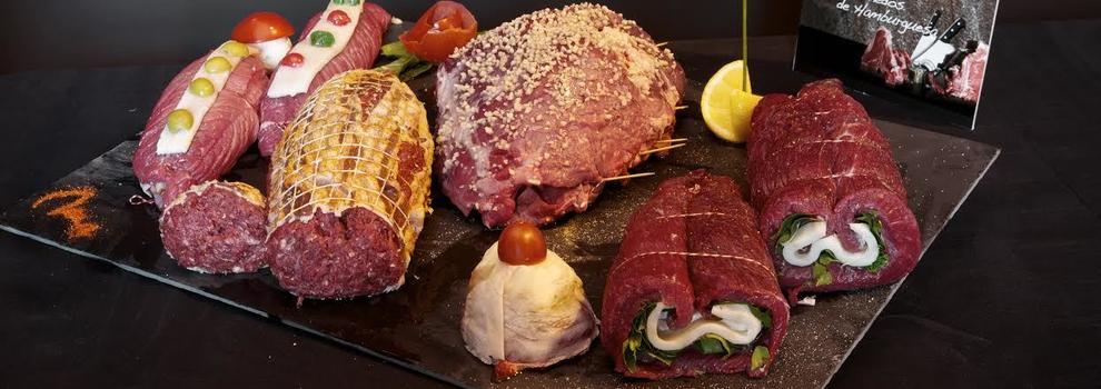 *Comprar online carnes rojas gourmet en Ciudad Lineal, Madrid | Carnicería Férez Martínez