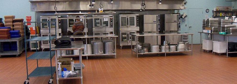 Cocinas industriales en Mallorca | ECR División Hostelería