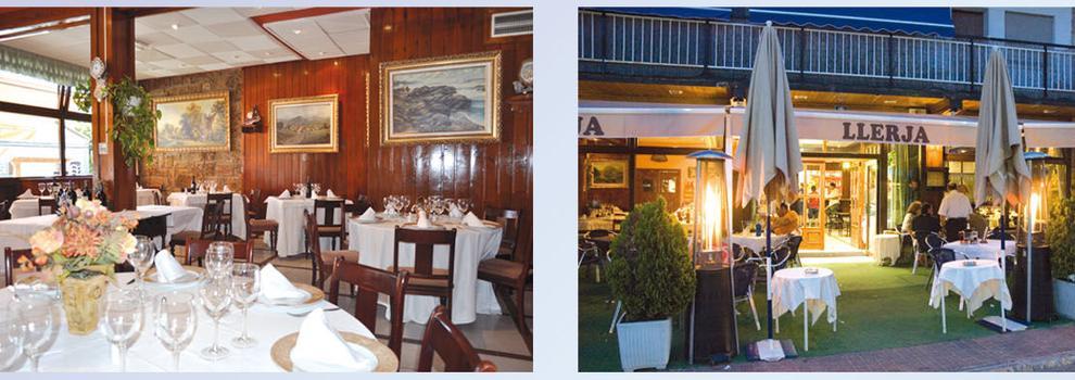 Cafetería en Miraflores de la Sierra | Restaurante Llerja