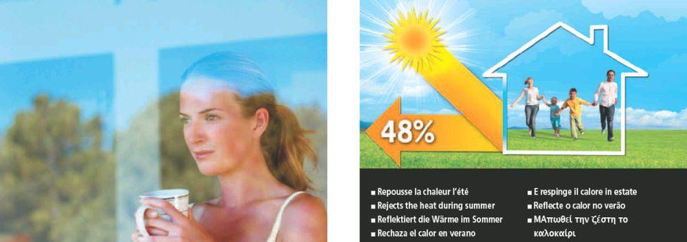 Láminas de protección solar para ventanas en Tenerife | BAT