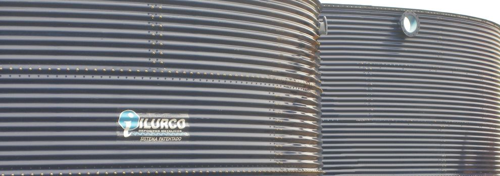 Depósitos de agua Diagonal Barcelona | Ilurco Depósitos de Agua