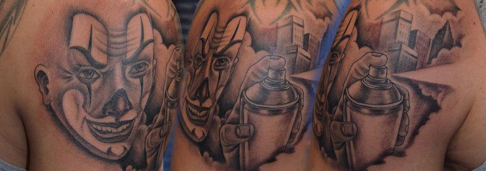 Tatuajes en Torrejón de Ardoz | Mark Tattoo Studio