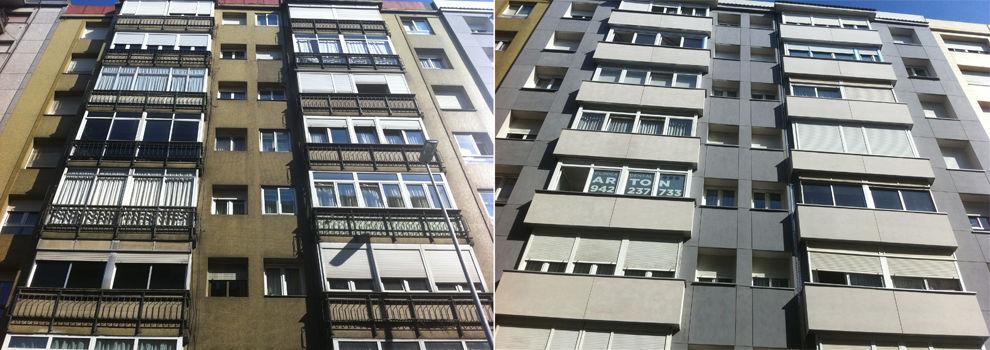 Rehabilitación tejados Santander | Grupo Otenor