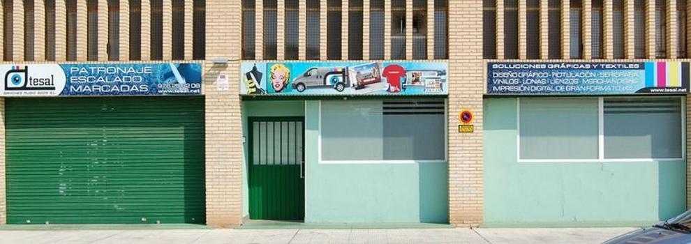 Serigrafía en Zaragoza | Tesal