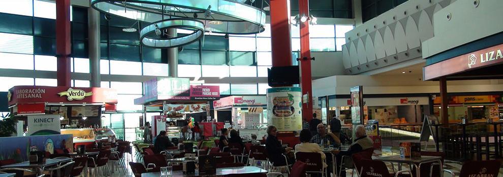 Centros comerciales en Ondara | C.C. Portal de la Marina
