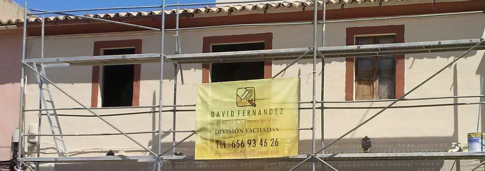 Presupuestos de pintura en Mallorca - David Fernández Pintura y Decoración