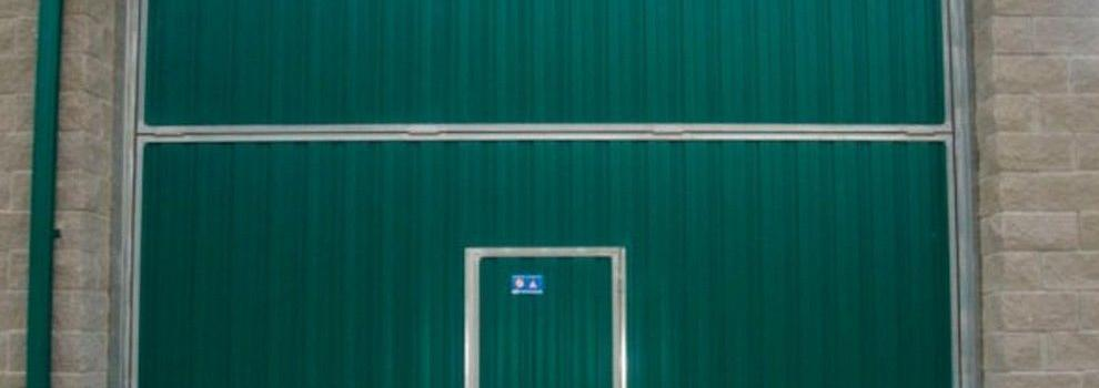 Puertas automáticas y accesorios en Irun | Carpintería Metálica Antxon Legorburu