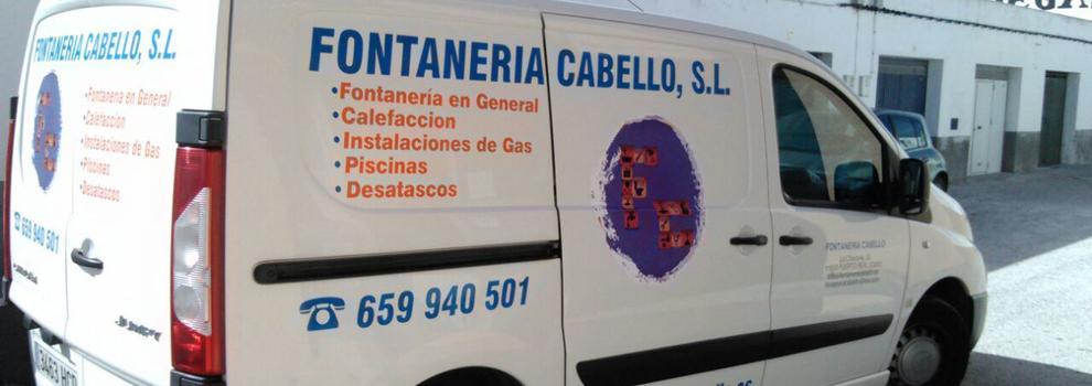 logotipo de FONTANERIA CABELLO SL.