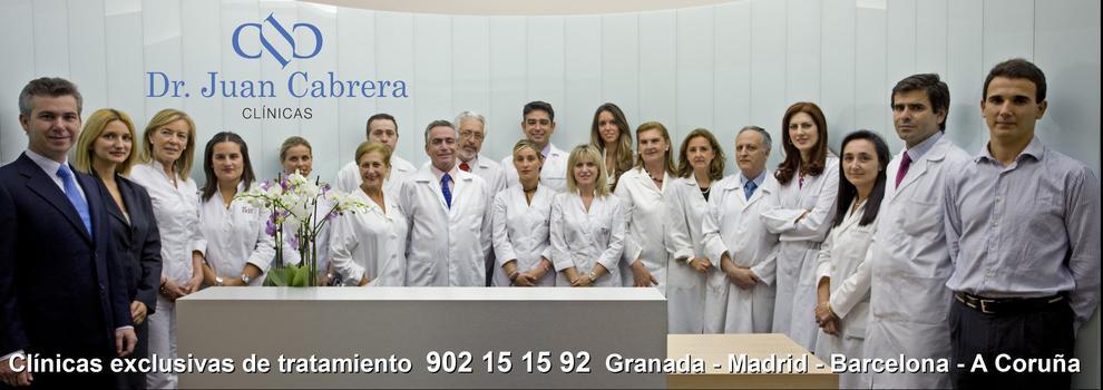 Tratamiento de varices sin cirugía y úlceras varicosas | Clínicas Dr. Juan Cabrera, S.L.