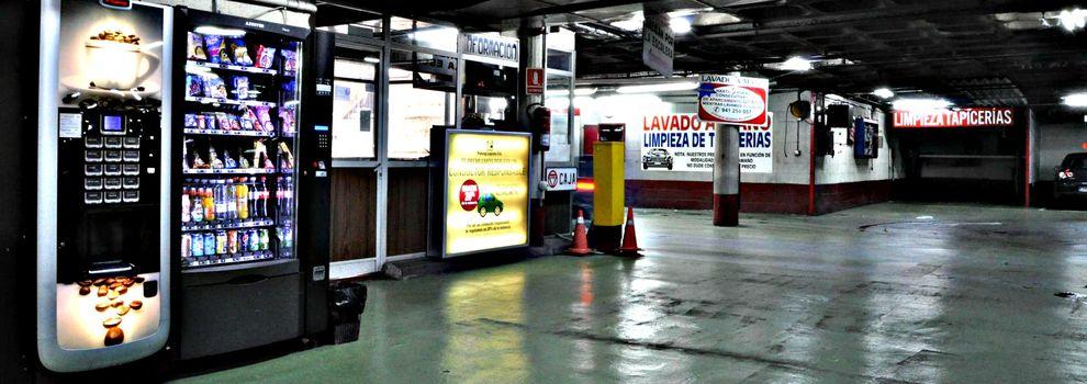 Aparcamientos en Logroño | Parking Logroño, S.A.
