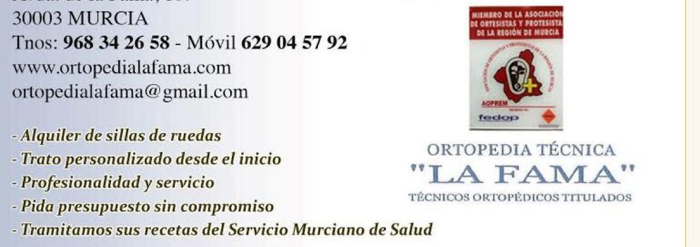 Sillas adaptadas en Murcia | Ortopedia La Fama
