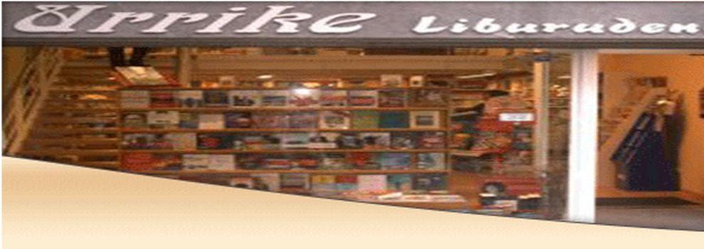 Venta de libros en Abando | Librería Urrike