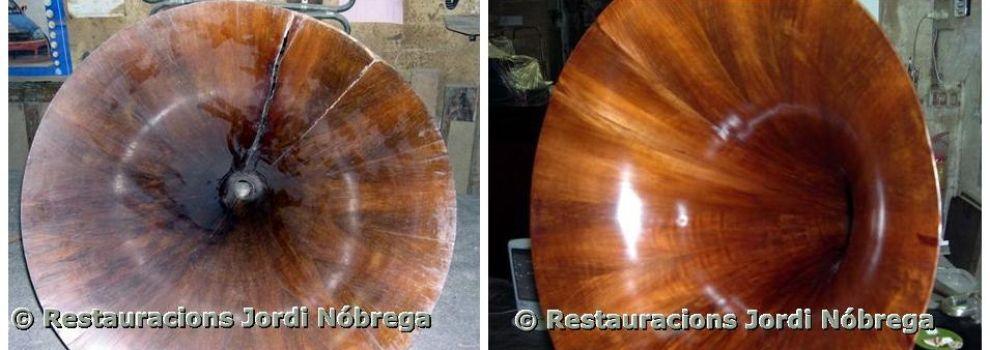 Restauración de muebles en el Maresme Barcelona  Restauracions Jordi Nóbrega