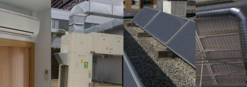 Sistemas de ventilación industrial en Horta Guinardo Barcelona