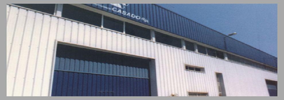 Cubiertas de policarbonato en Lérida | Construcciones Casado