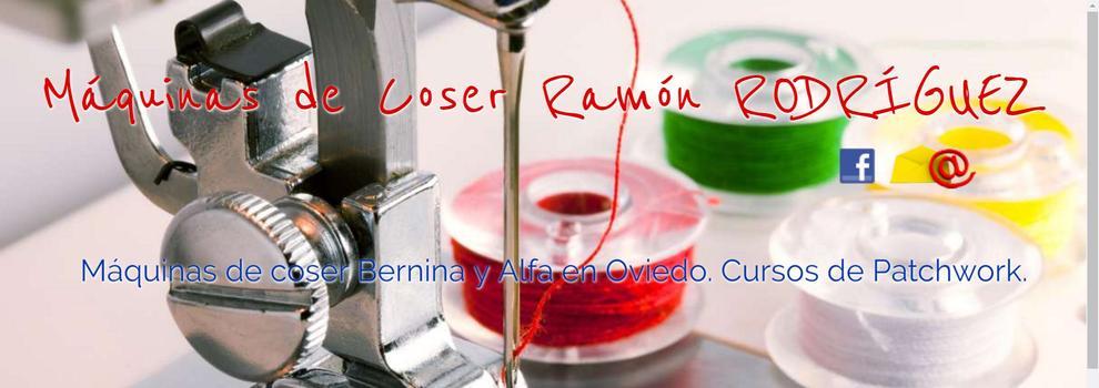 Máquinas de coser en Oviedo | Máquinas de Coser Ramón Rodríguez