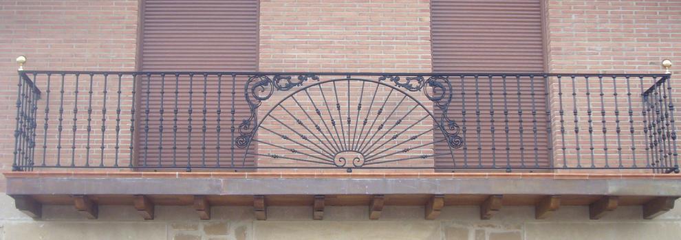 carpinteria metalica en Alava, herreria en alava
